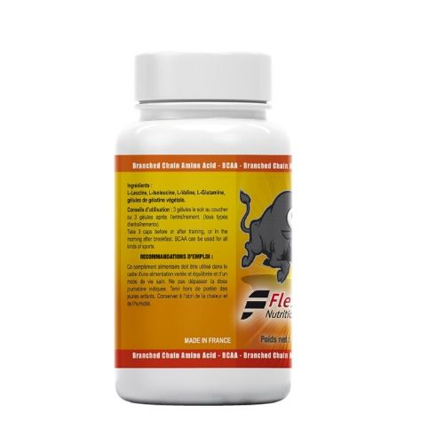 Facing Gauche BCAA Glutamine